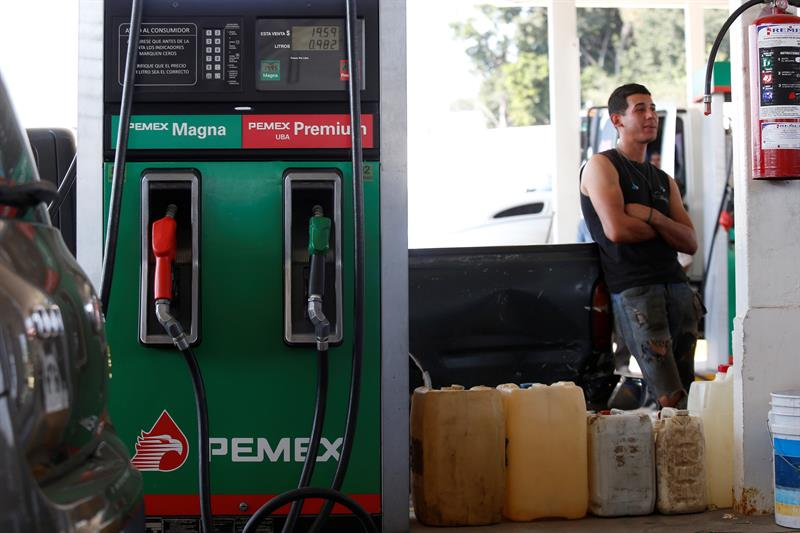 Crisis evidencia que 80 por ciento de gasolina vendida en Guanajuato era robada