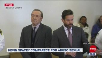 Abogado de Kevin Spacey pide no destruir evidencia del caso