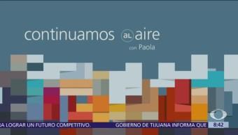 Al Aire, con Paola Rojas: Programa del 9 de enero del 2019