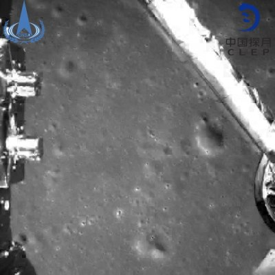 China difunde históricas primeras imágenes de la cara oculta de la Luna