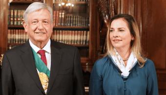 Niega AMLO que Beatriz Gutiérrez violara Estado laico