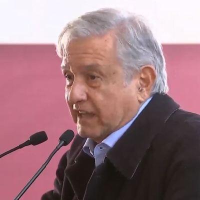 AMLO pide elecciones limpias y libres en Puebla