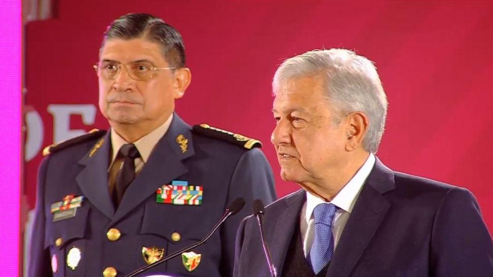 AMLO presenta reclutamiento de jóvenes para Guardia Nacional