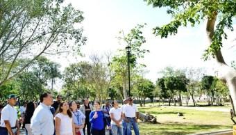 Censo árboles Mérida empleando tecnología de EU