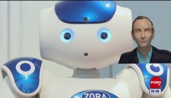 #Arcedrom: Robot que cuida ancianos