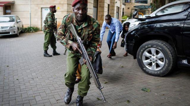 Kenia pide al NYT retirar fotos del ataque en Nairobi