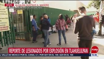 Aumenta números de muertos por explosión en Tlahuelilpan, Hidalgo