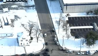 Se registra tiroteo con toma de rehenes en Nueva Jersey