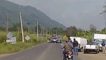 Seguridad Veracruz; enfrentamiento grupos delictivos