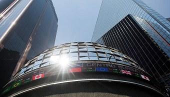BMV avanza al cierre, en línea con Wall Street