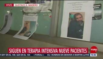 Buscan Hospitales Cdmx Desaparecidos Explosión Tlahuelilpan