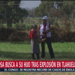 Foto: Buscan Restos Familiares Explosión Tlahuelilpan, 23 de enero 2019