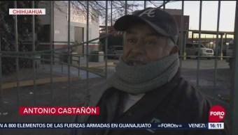 Chihuahua Mantiene Alerta Por Entrada De Un Nuevo Frente Frío, Chihuahua, Alerta Por Entrada De Un Nuevo Frente Frío, Frente Frío, Bajas Temperaturas