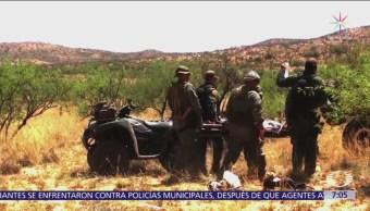 Cientos de migrantes murieron al cruzar de México a EU en 2018