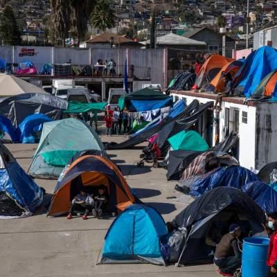 Cierran albergue para migrantes 'El Barretal' de Tijuana, Baja California