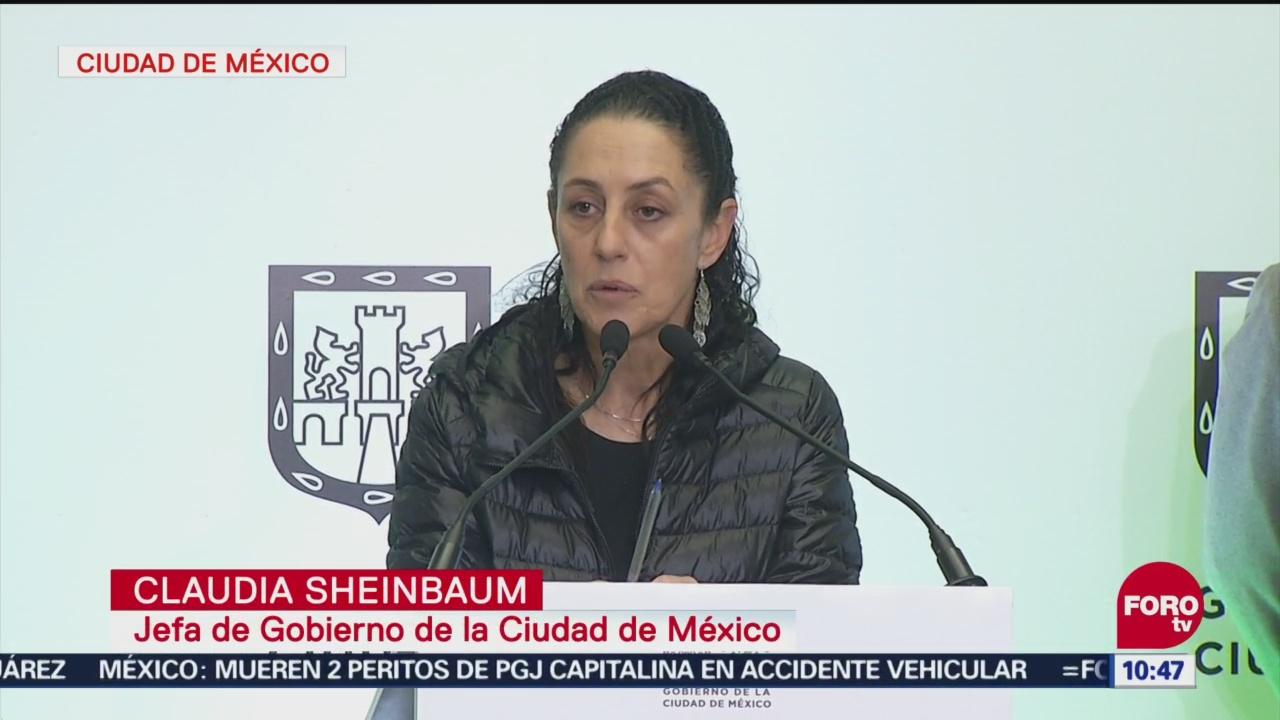 Clausuran Obras Por Carecer De Permisos En La Cdmx, Gobierno De La Ciudad De México, Permisos Correspondientes