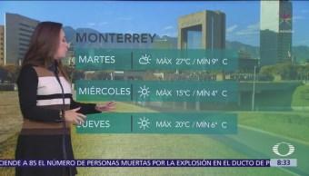 Clima Al Aire: Prevén cielo despejado en la Ciudad de México