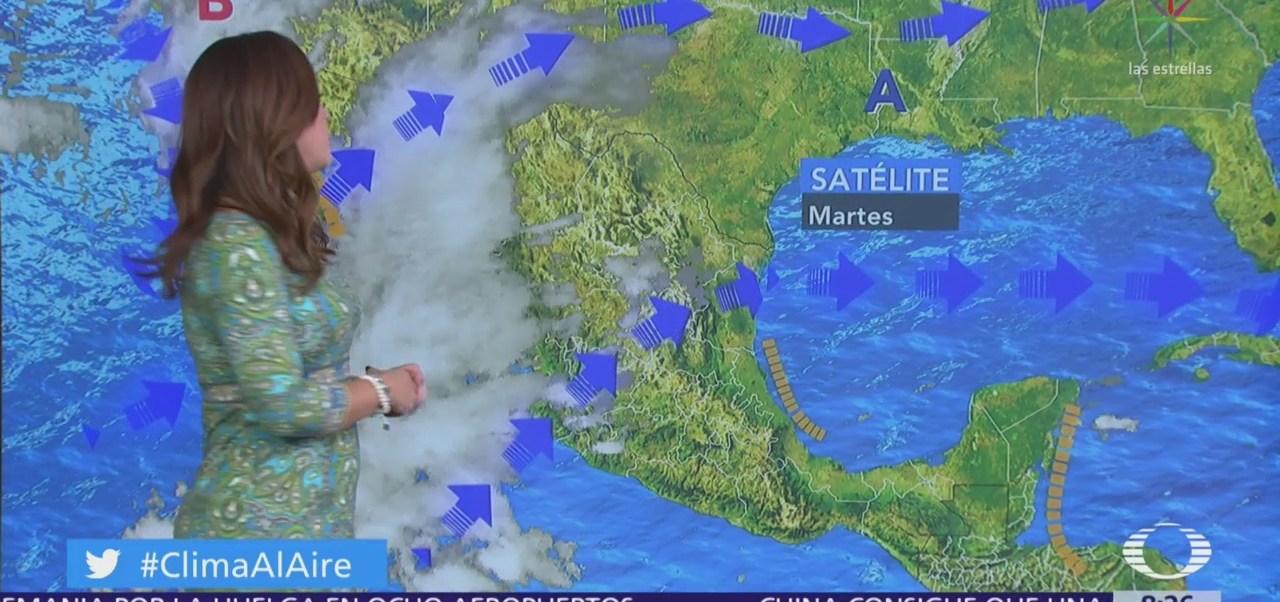 Clima Al Aire: Prevén lluvias en el Valle de México