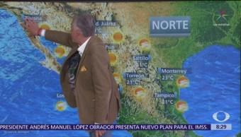 Clima Al Aire: Se prevé cielo medio nublado en Valle de México