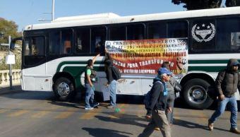 Movilizaciones CNTE en Oaxaca causan molestias