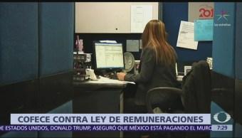 Cofece presenta controversia constitucional contra recorte de salarios a funcionarios públicos
