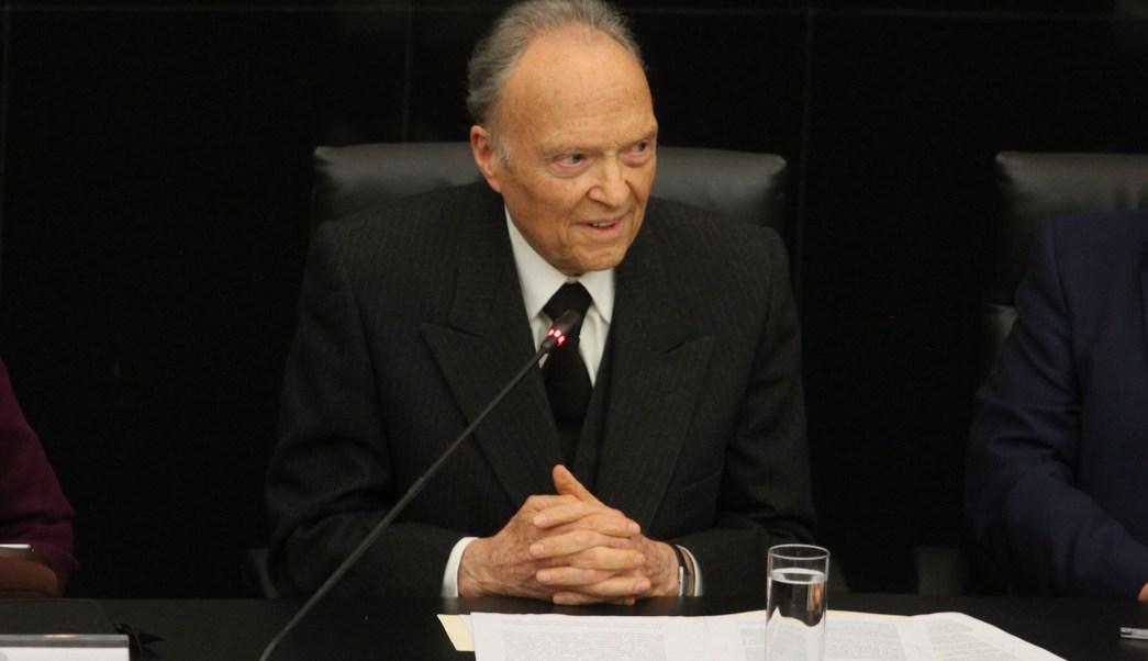 Primer fiscal General de la República Alejandro Gertz Manero