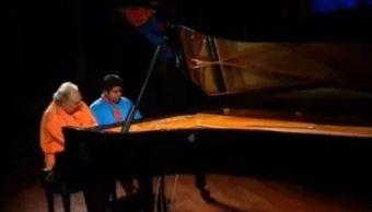 Romayne Wheeler, concertista que adoptó a rarámuris