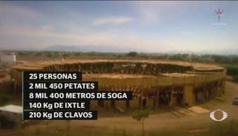Concluyen Construcción De La Petatera Colima