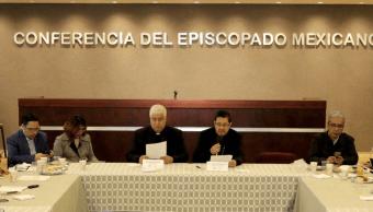 Obispos piden paciencia ante estrategia de López Obrador