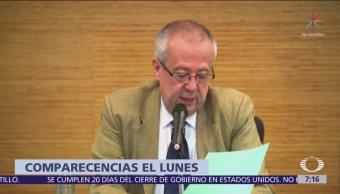 Congreso cita a titulares de Energía, Hacienda y Pemex por gasolinas