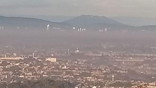 Contaminación afecta la salud de los habitantes de Tlaquepaque, Jalisco