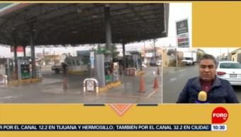 Continúa desabasto de combustible en Saltillo, Coahuila