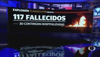 Foto: Graves 10 Personas Explosión Tlahuelilpan 29 de Enero 209