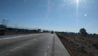 Foto: Controlan fuga de gas y reabren autopista Puebla-Orizaba 29 enero 2019