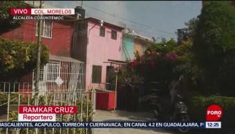 Controlan incendio en departamento del barrio de Tepito, en CDMX