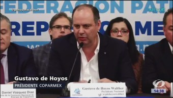 Coparmex reclama sí hay desabasto