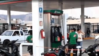 Foto: 35 por ciento de gasolineras en Edomex, sin gasolina Toluca, Estado de México