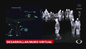Desarrollan Muro Virtual Para Rastrear Personas