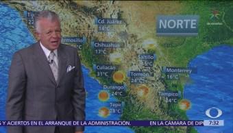 Despierta con Tiempo: Frío en gran parte de México