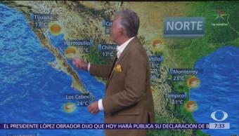 Despierta con Tiempo: Tormentas fuertes en el sureste de México