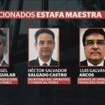 Foto: Destituyen Directivos Pemex Participación Estafa Maestra 31 de Enero 2019