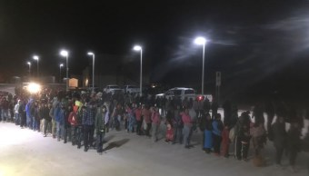 Foto: Detienen a más de 300 centroamericanos en Nuevo México