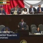 Diputados debaten dictamen, con cambios, sobre Guardia Nacional