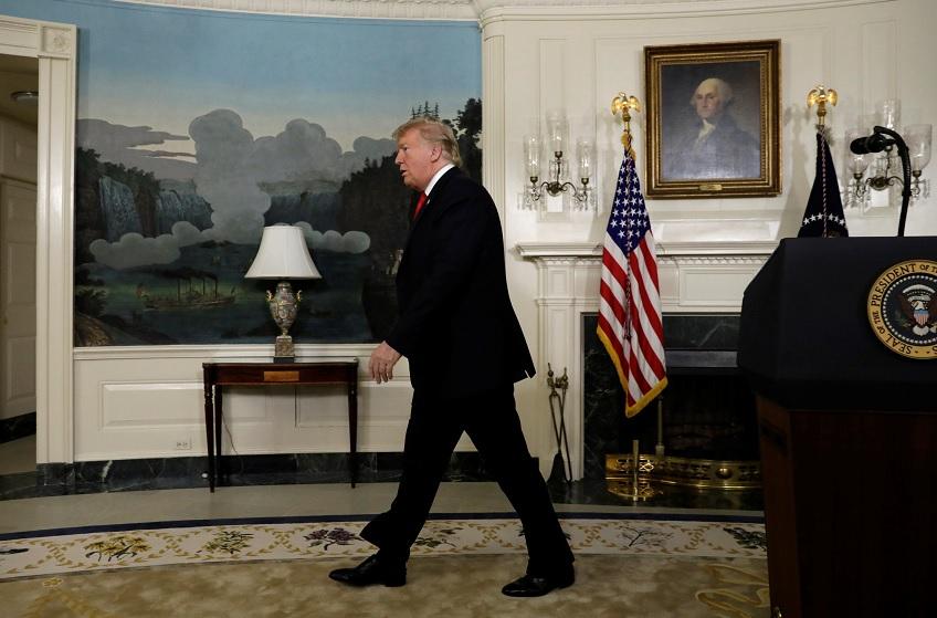 Trump cumple 2 años como presidente con cierre de gobierno