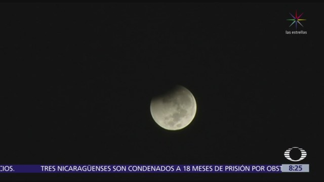 ¿Dónde ver el eclipse de luna en la CDMX?
