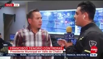 Dos Personas Incitaron Problemas En Valle De Chalco, Valle De Chalco, Alcalde De Valle De Chalco, Dos Personas Iniciaron El Rumor, Presunto Violador Y Homicida,