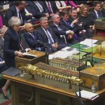 Brexit Theresa May Aplastado En Parlamento