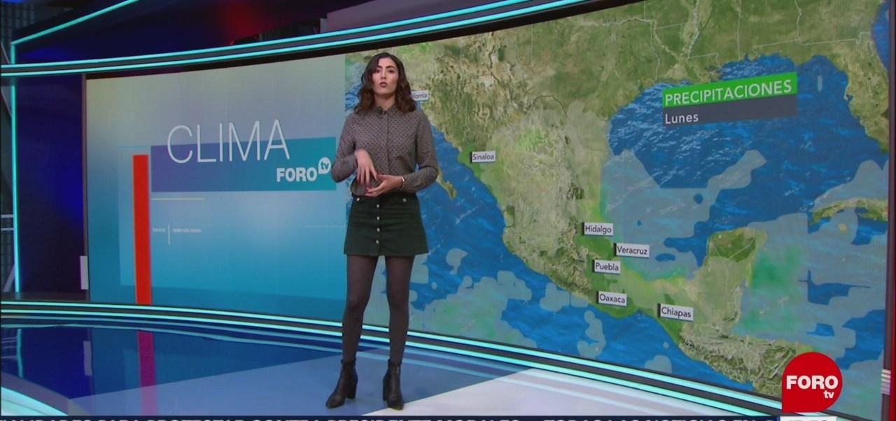 El Clima A las Tres con Daniela Álvarez del 14 de enero de 2019