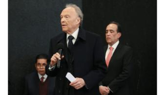 Foto: Alejandro Gertz Manero, Fiscal General de la República, 24 enero 2019, CDMX