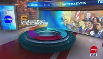 El impacto en las portadas de los principales diarios del 23 de enero del 2019